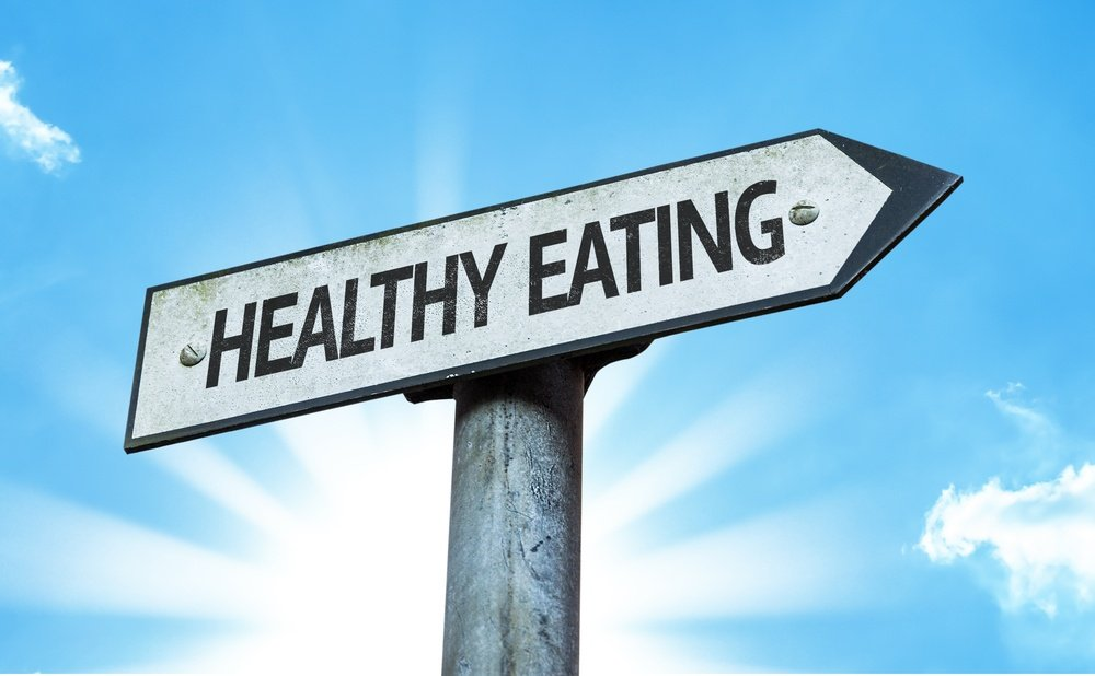 Healthy Eating sign with a beautiful day.jpeg